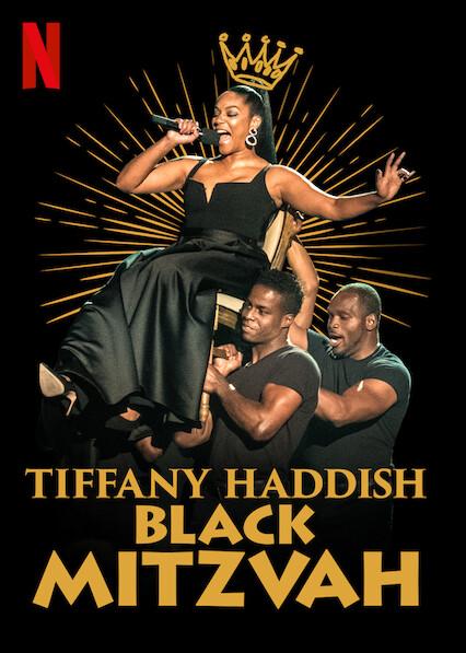 Tiffany Haddish: Black Mitzvah on Netflix AUS/NZ