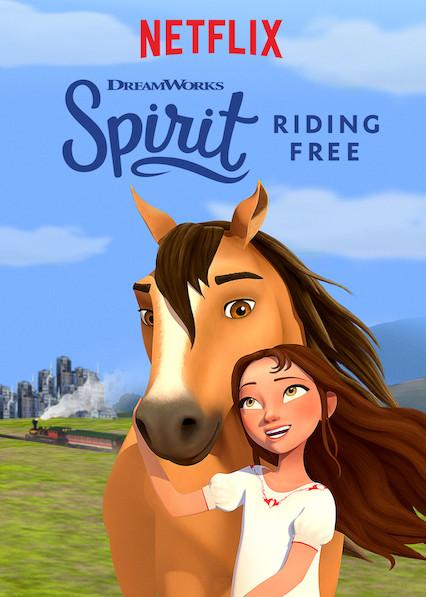 Spirit Riding Free on Netflix AUS/NZ