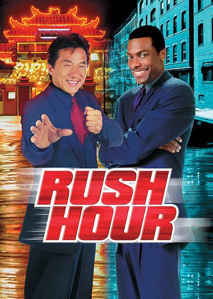 Rush Hour on Netflix AUS/NZ