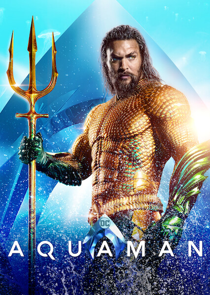 Aquaman on Netflix AUS/NZ