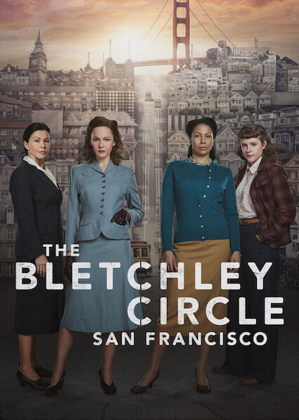 The Bletchley Circle: San Francisco on Netflix AUS/NZ