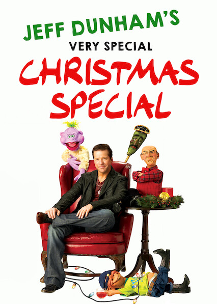 Jeff Dunham's Very Special Christmas Special on Netflix AUS/NZ