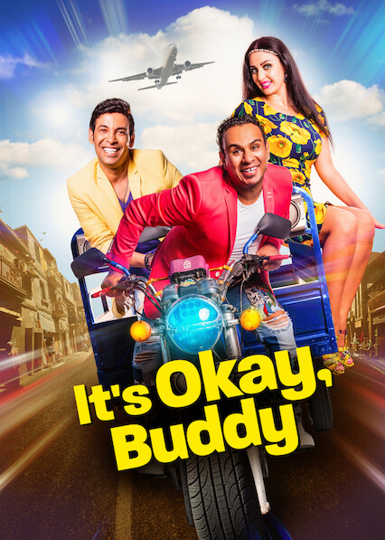 It's Okay, Buddy on Netflix AUS/NZ