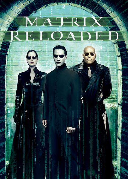 The Matrix Reloaded on Netflix AUS/NZ