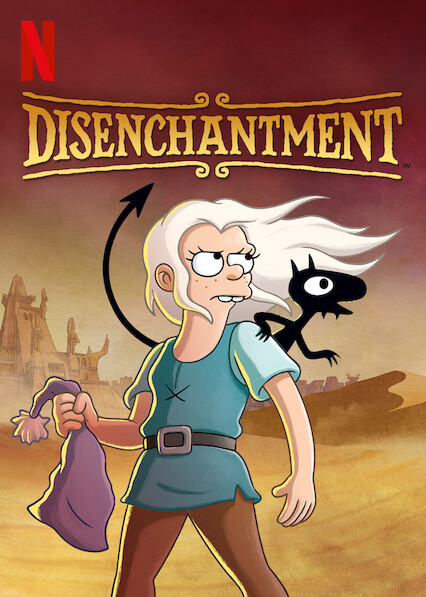 Disenchantment on Netflix AUS/NZ