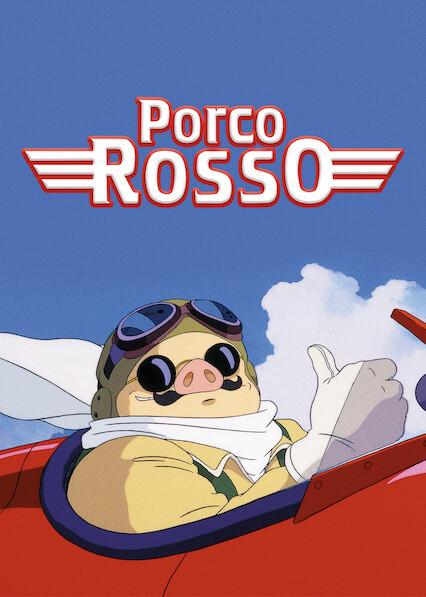 Porco Rosso on Netflix AUS/NZ