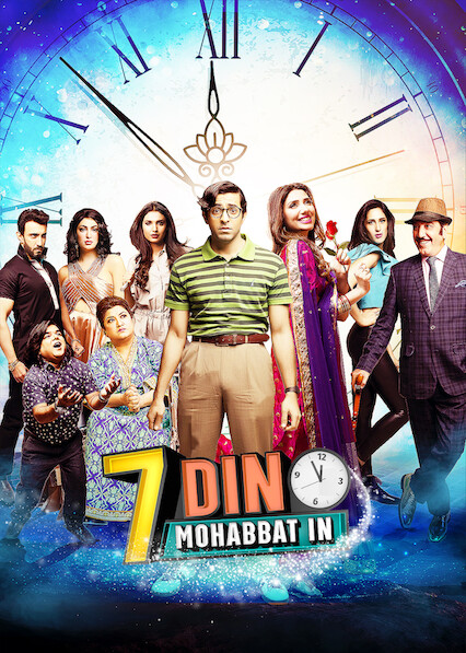 7 Din Mohabbat In on Netflix AUS/NZ