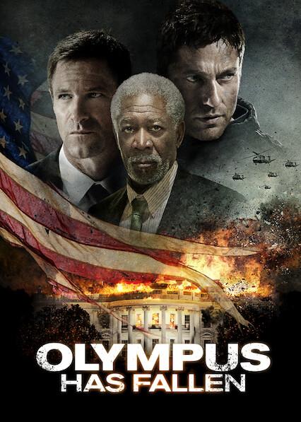 Olympus Has Fallen on Netflix AUS/NZ