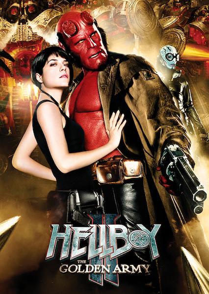 Hellboy II: The Golden Army on Netflix AUS/NZ