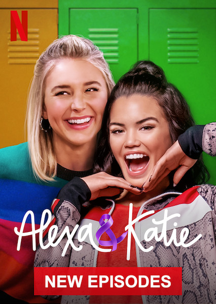 Alexa & Katie on Netflix AUS/NZ