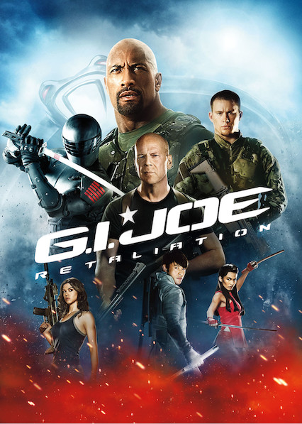 G.I. Joe: Retaliation on Netflix AUS/NZ