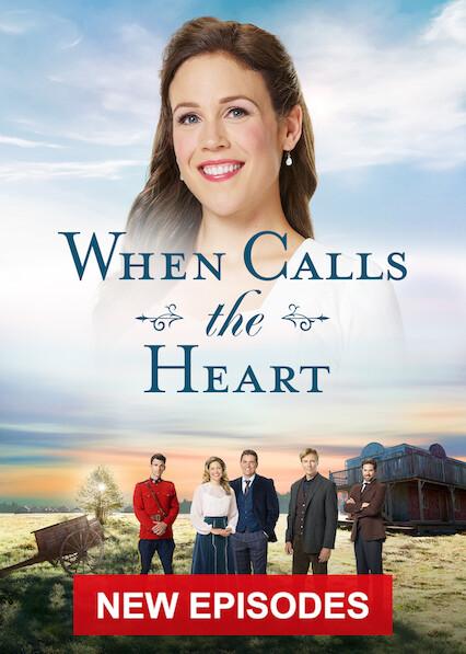 When Calls the Heart on Netflix AUS/NZ