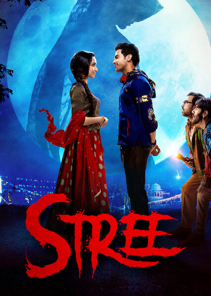 Stree on Netflix AUS/NZ
