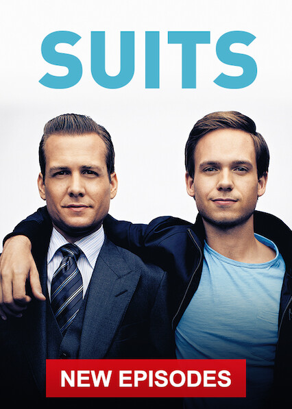 Suits on Netflix AUS/NZ