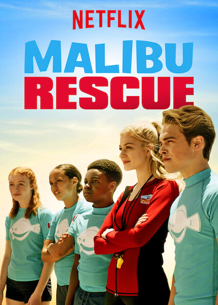 Malibu Rescue on Netflix AUS/NZ