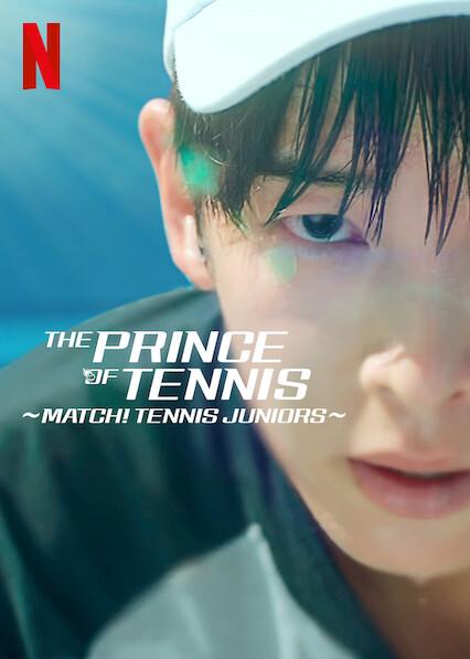 The Prince of Tennis ~ Match! Tennis Juniors ~ on Netflix AUS/NZ