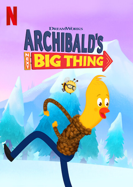 Archibald's Next Big Thing on Netflix AUS/NZ