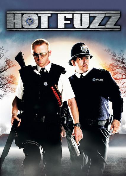 Hot Fuzz on Netflix AUS/NZ