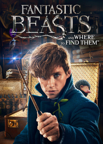 Fantastic Beasts and Where To Find Them on Netflix AUS/NZ