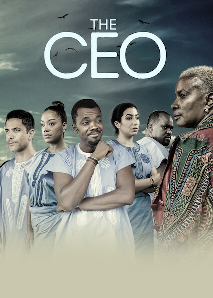 The CEO on Netflix AUS/NZ