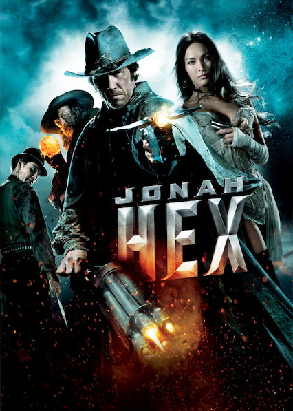 Jonah Hex on Netflix AUS/NZ