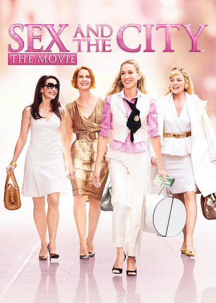 Sex and the City: The Movie on Netflix AUS/NZ