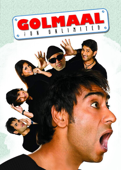 Golmaal: Fun Unlimited