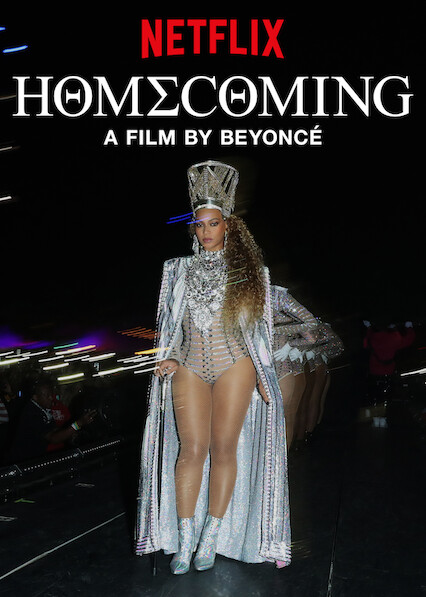 HOMECOMING: A film by Beyoncé on Netflix AUS/NZ