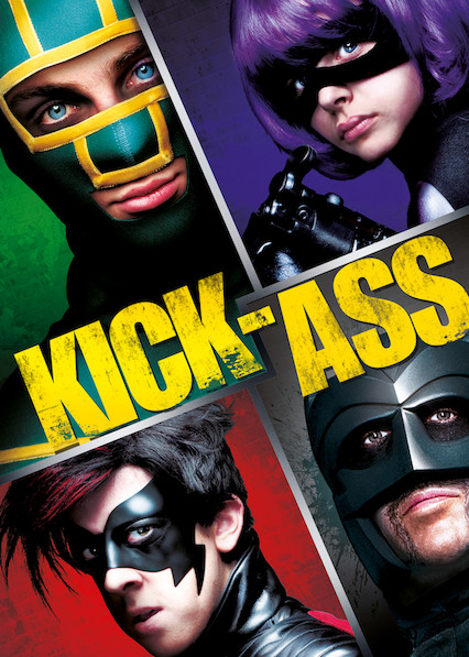 Kick-Ass on Netflix AUS/NZ