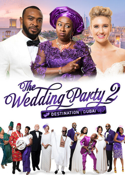 The Wedding Party 2: Destination Dubai