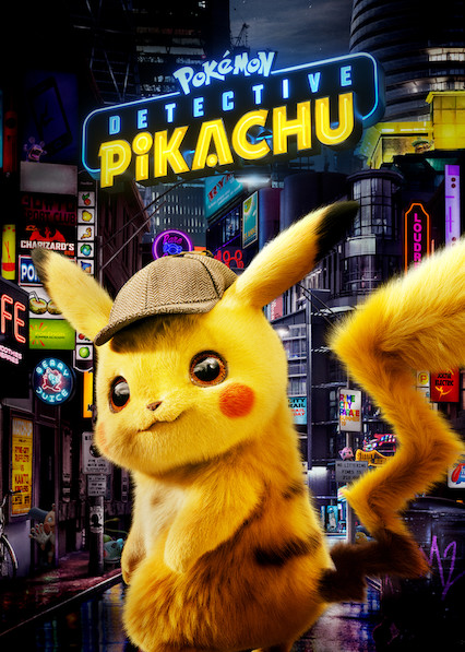 Pokémon Detective Pikachu on Netflix AUS/NZ