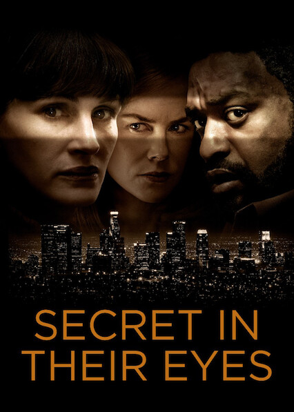 Secret in Their Eyes on Netflix AUS/NZ