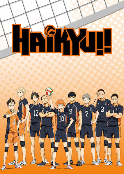 Haikyu!! on Netflix AUS/NZ