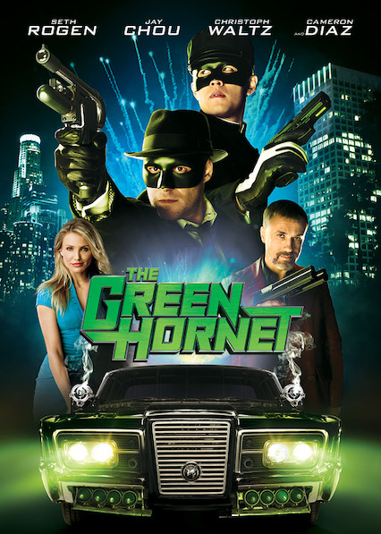The Green Hornet on Netflix AUS/NZ