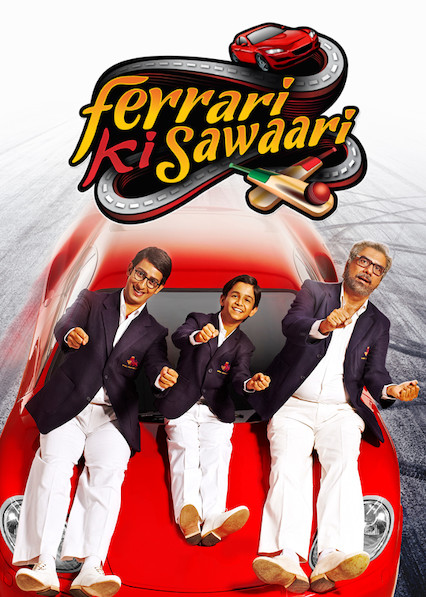 Ferrari Ki Sawaari on Netflix AUS/NZ