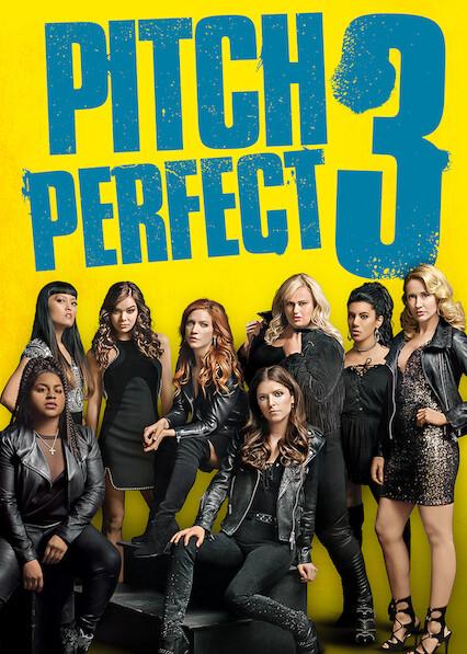 Pitch Perfect 3 on Netflix AUS/NZ