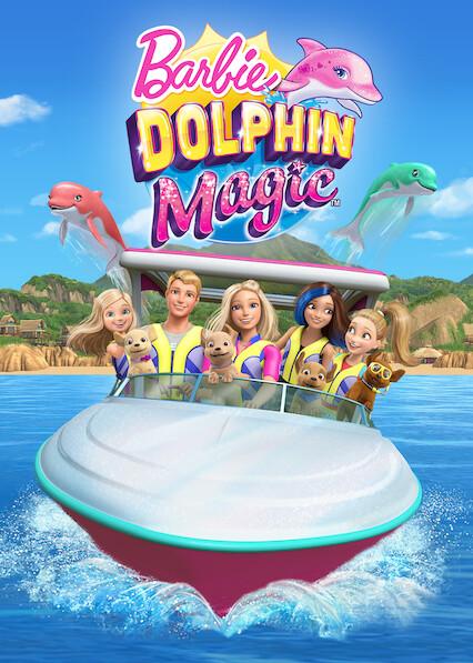 Barbie Dolphin Magic on Netflix AUS/NZ