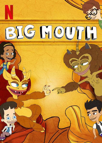 Big Mouth on Netflix AUS/NZ