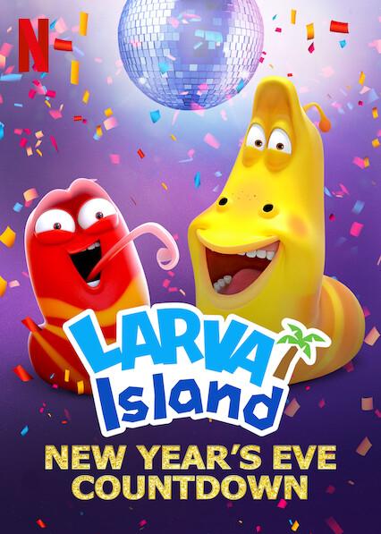 Larva Island: New Year's Eve Countdown