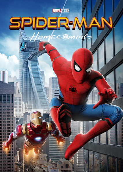 Spider-Man: Homecoming on Netflix AUS/NZ