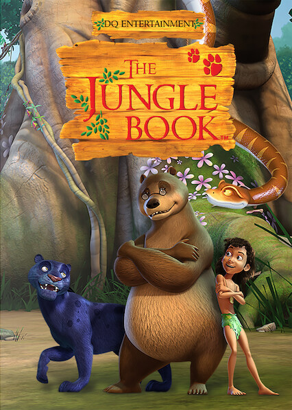 The Jungle Book on Netflix AUS/NZ