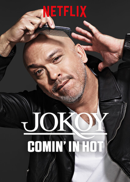 Jo Koy: Comin' In Hot on Netflix AUS/NZ