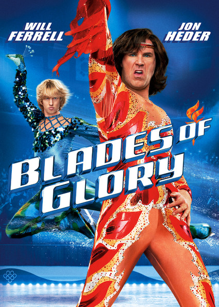 Blades of Glory on Netflix AUS/NZ