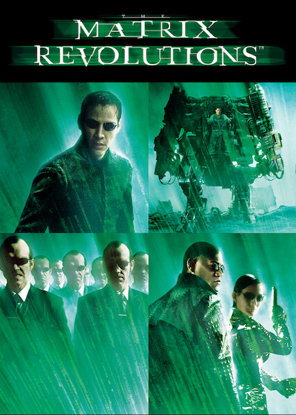The Matrix Revolutions on Netflix AUS/NZ
