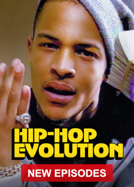Hip-Hop Evolution on Netflix AUS/NZ