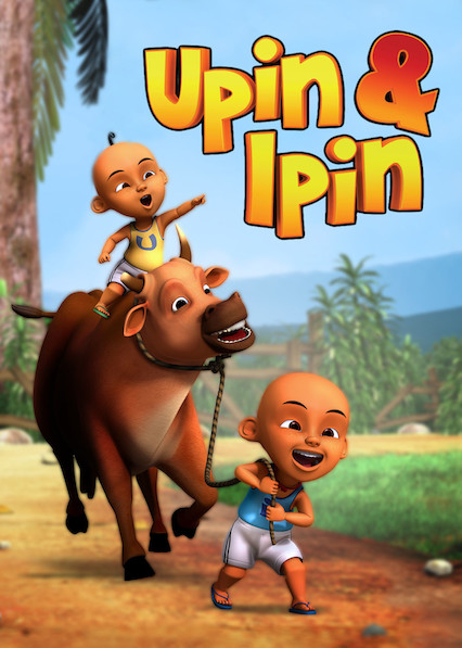 Upin & Ipin on Netflix AUS/NZ