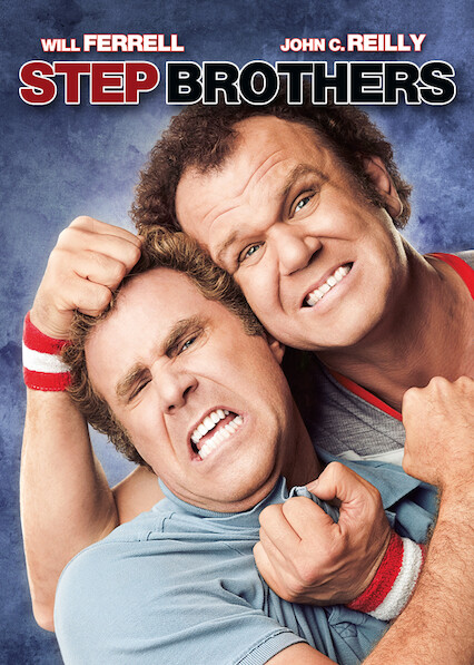 Step Brothers on Netflix AUS/NZ