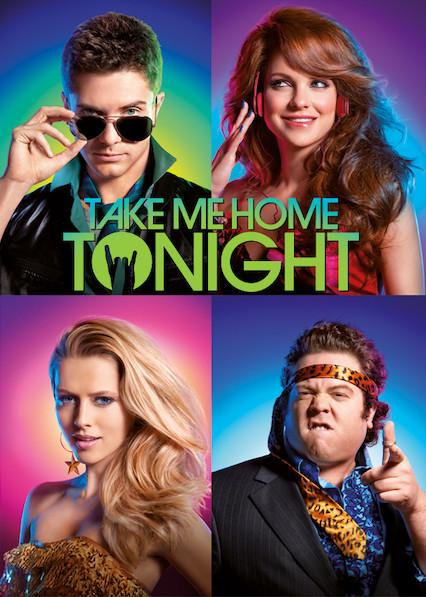 Take Me Home Tonight on Netflix AUS/NZ