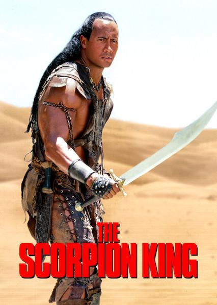 The Scorpion King on Netflix AUS/NZ