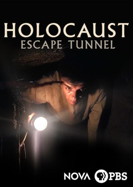 NOVA: Holocaust Escape Tunnel on Netflix AUS/NZ